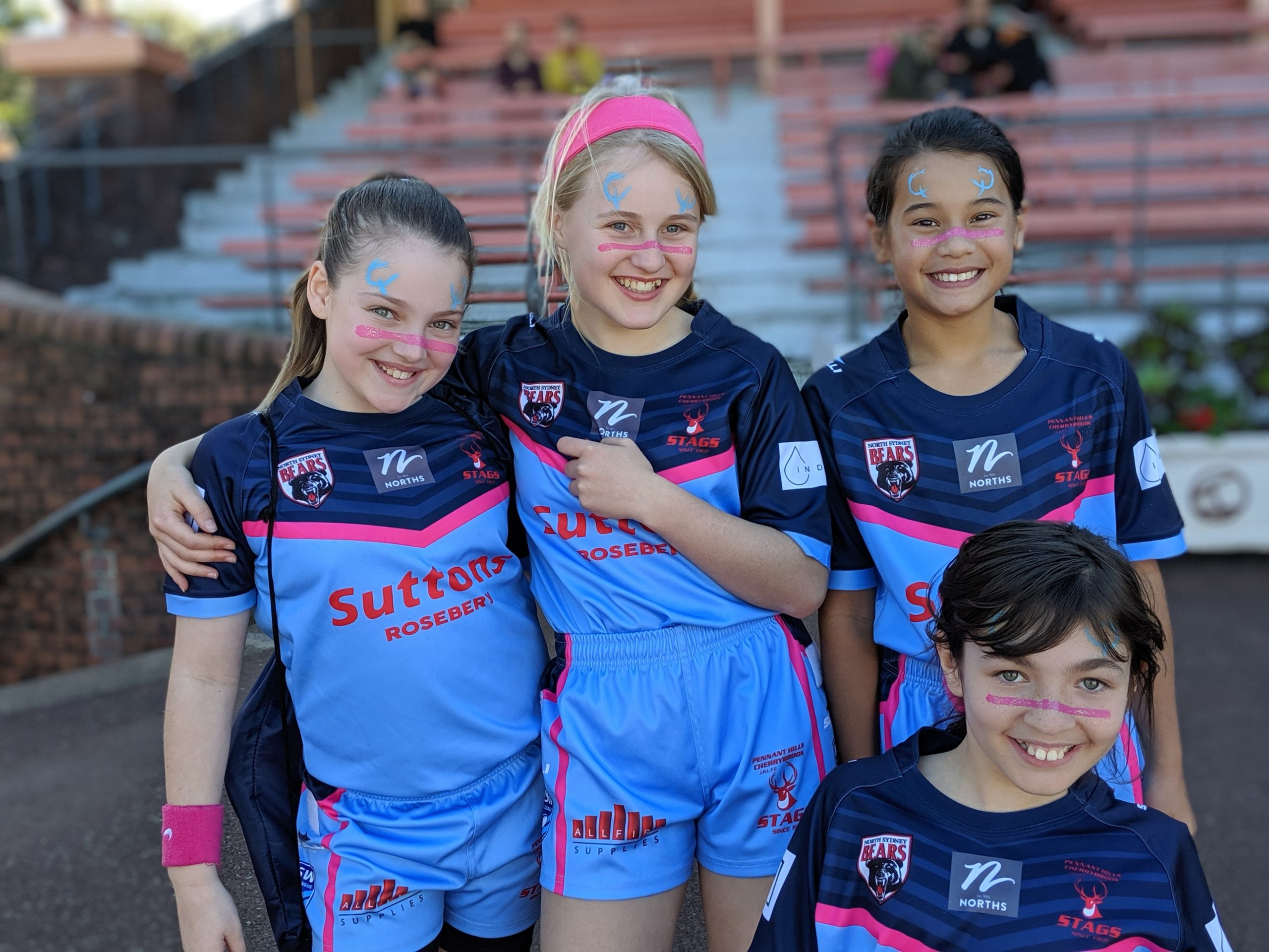 2019 – Blues Tag Girls U11